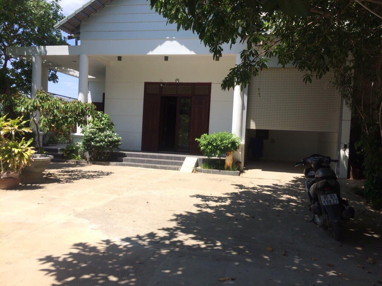 Bán biệt thự vườn ngay trung tâm thành phố Phan Rang Tháp Chàm