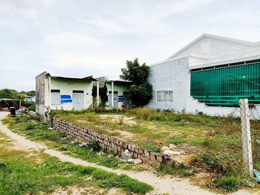 Bán lô đất mặt tiền đường Yên Ninh giá rẻ