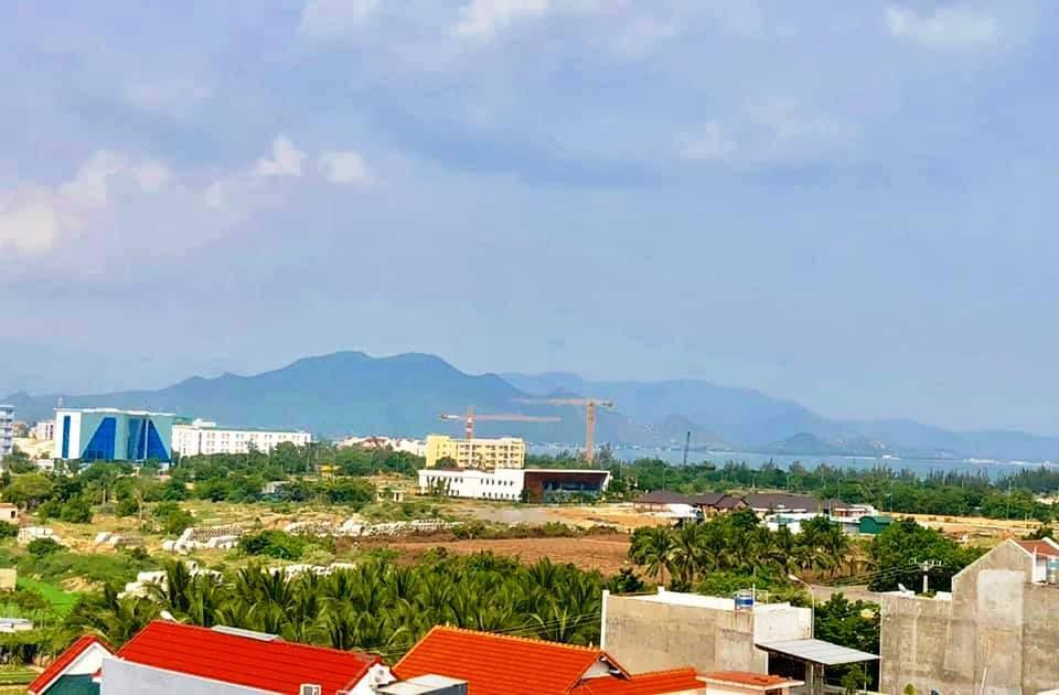 Cho thuê căn hộ giá rẻ Phan Rang