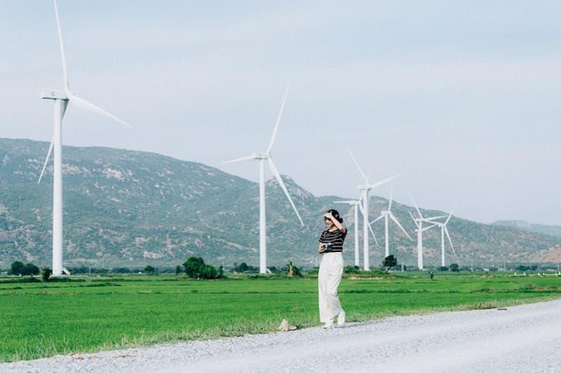 Điện gió Đầm Nại Ninh Thuận