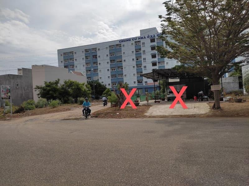 Đất mặt tiền đường Võ Giới Sơn